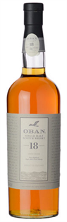 Oban Scotch Single Malt 18 Year 750ml